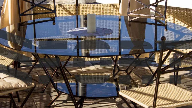 Столик садовый FORT Grand