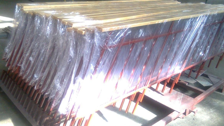 Металлические ограждения лестниц и балконов